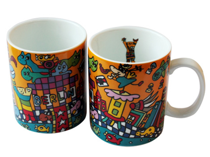 Coffee Mug Colours