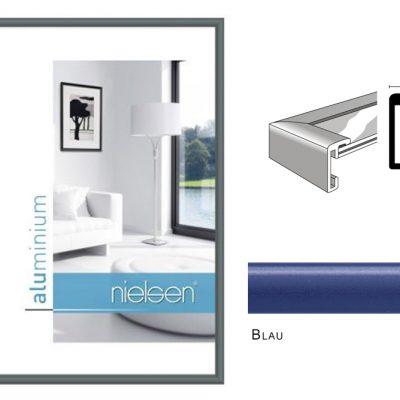 Aluminium Rahmen Nielsen Classic Blau