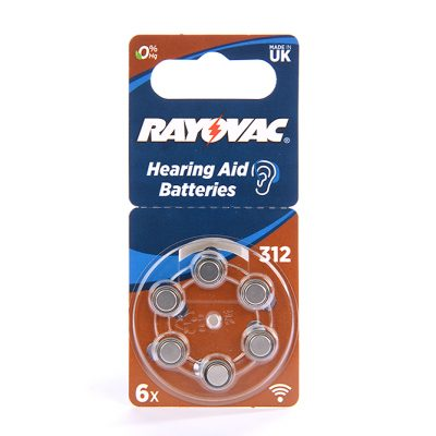 Rayovac Acoustic Special 312