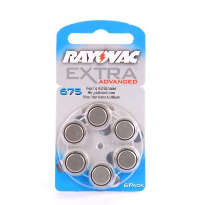 Rayovac Acoustic Special 675