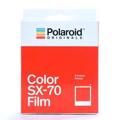 Polaroid Color Film SX70