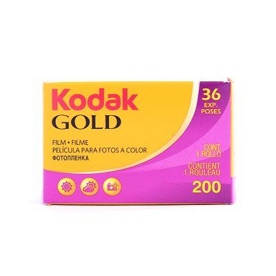 Kodak Gold 200 36er