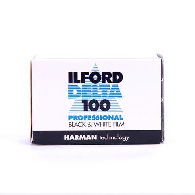 Ilford 100 Delta 135/36