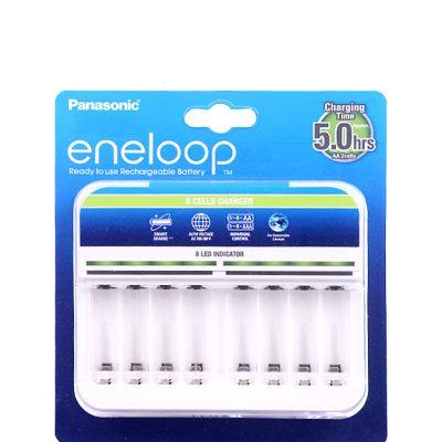 Panasonic Eneloop 8-Zellen Ladegerät